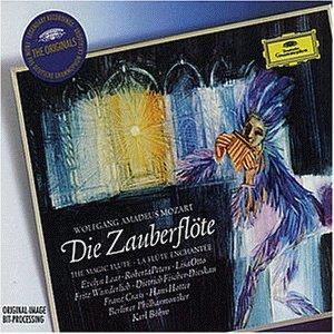 Mozart , Wolfgang Amadeus - Die zauberflöte