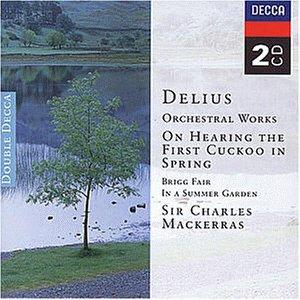 Delius , Frederick - Orchestral Works (Mackerras)