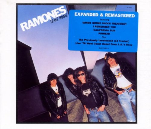 Ramones - Leave Home (Expanded & Remastered)