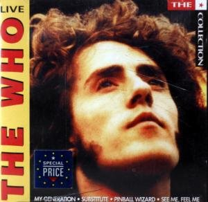 Who , The - Live - The Collection