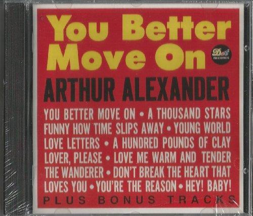 Alexander , Arthur - You Better Move On