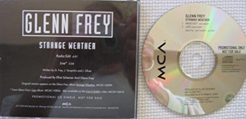 Frey , Glenn - Strange Weather (Maxi)