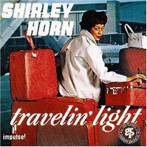 Horn , Shirley - Travelin' Light