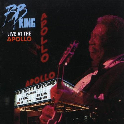 King , B.B - Live at the apollo