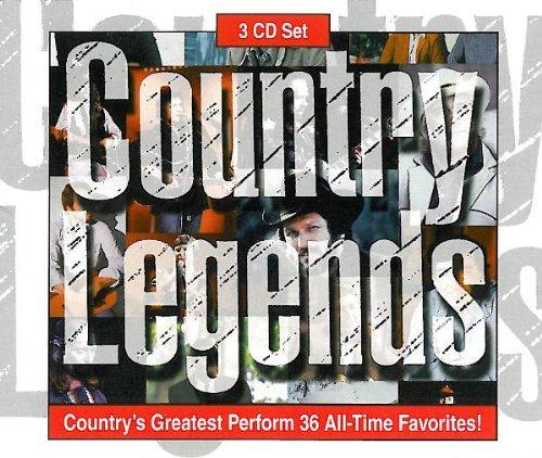 Sampler - Country Legends
