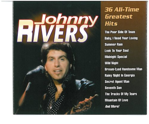 Rivers , Johnny - 36 All-Time Greatest Hits