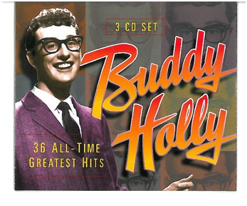 Holly , Buddy - 36 All-Ti8me Greatest Hits
