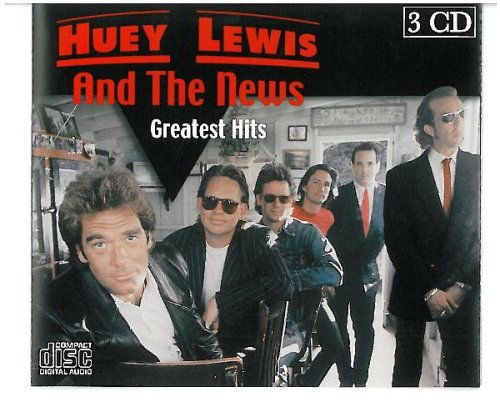 Lewis , Huey & The News - 36 All-Time Greatest Hits