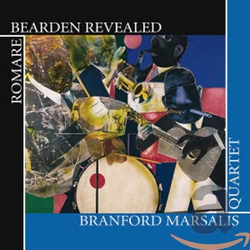 Marsalis , Branford - Romare Bearden Revealed