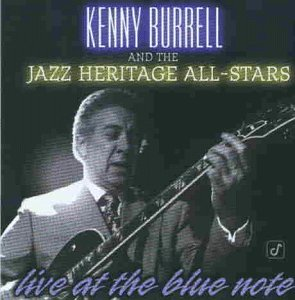 Burrell , Kenny - Live at the Blue Note