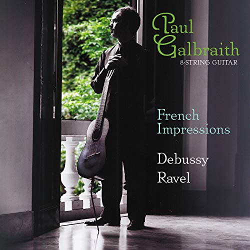 Paul Galbraith - French Impressions