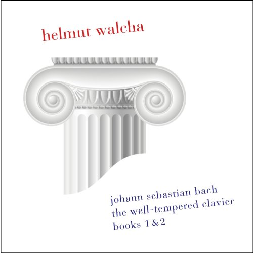 Walcha , Helmut - Bach: The Well-Tempered Clavier Books 1 & 2