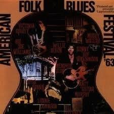 Sampler - American Folk Bues Festival '63
