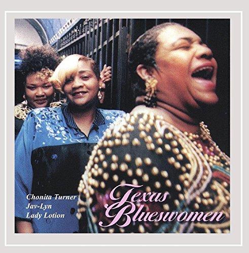 Turner , Chonita - Texas Blueswomen
