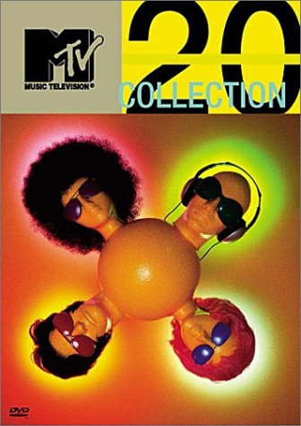 DVD - MTV20 Collection