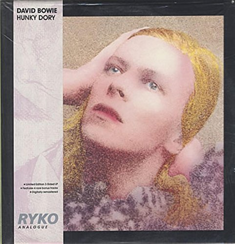 Bowie , David - Hunky Dory (Remastered) (Clear) (Vinyl)