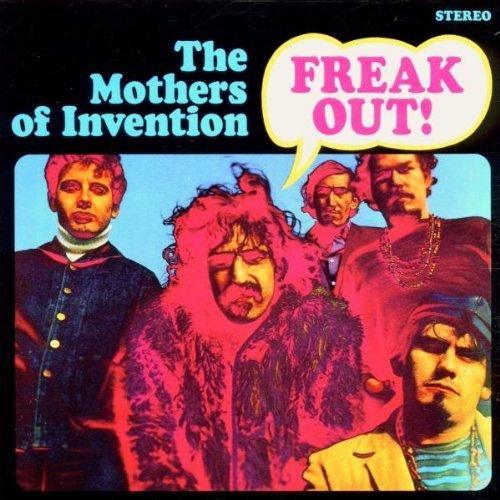 Zappa , Frank - Freak Out! (Remastered)