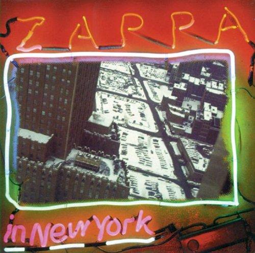 Zappa , Frank - In New York