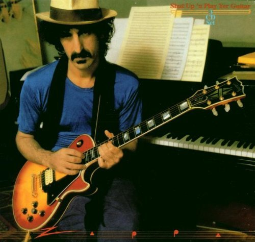 Zappa , Frank - Shut Up 'N Play Yer Guitar (3 CD SET)
