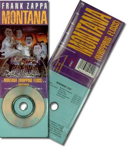 Zappa , Frank - Montana (Whipping Floss)(UK-Import)(Maxi)