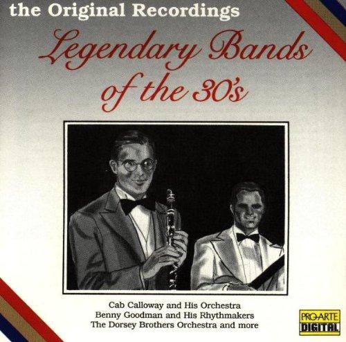 Sampler - Legendary Bands Of The 30's