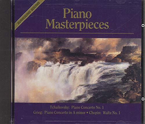 Sampler - Piano Masterpieces (Tchaikovsky / Grieg / Chopin)