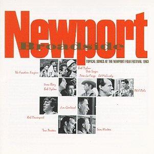 Sampler - Newport Broadside - Topical Songs At The Newport Folk Festival 1963