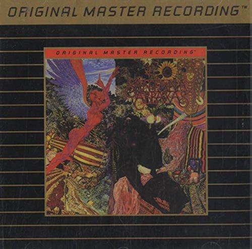Santana - Abraxas (24 KT Gold)