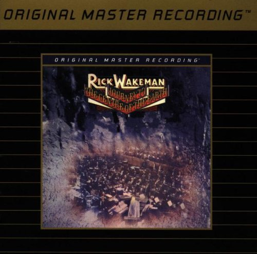 Wakeman , Rick - Journey to Center (24 KT Gold)