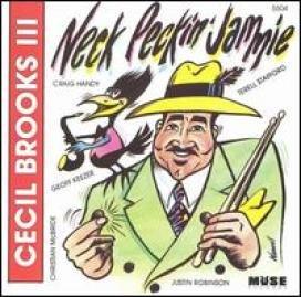 Brooks III , Cecil - Neck Peckin' Jammie
