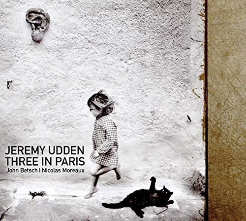 Udden , Jeremy - Three in Paris