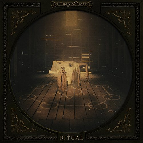 In This Moment - Ritual (Gold) (Vinyl)