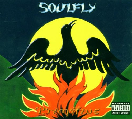 Soulfly - Primitive (Limited DigiPak Edition)