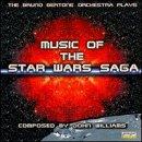 Soundtrack - Music of the star wars saga