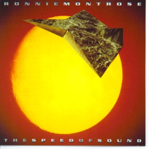 Montrose , Ronnie - The Speed Of Sound