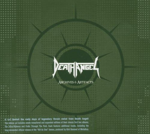 Death Angel - Archives & Artifacts