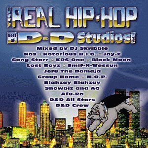 Sampler - The Real Hip Hop - Best of D & D Studios 1 (mixed by DJ Skribbie)
