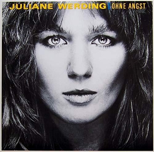 Werding , Juliane - Ohne Angst (Vinyl)
