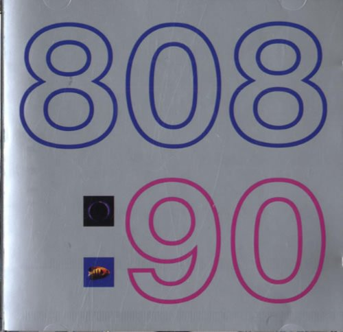 808 State - 90 (UK-Import)