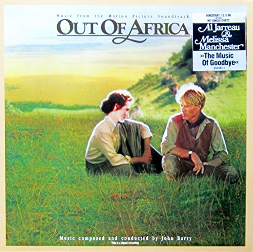 Barry , John - Out Of Africa (Vinyl)