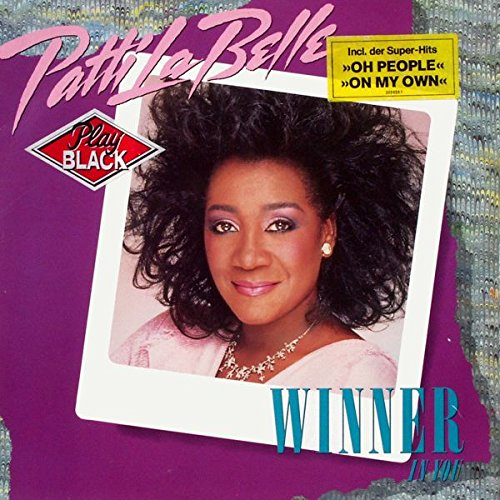 LaBelle , Patti - Winner In You (86) (Vinyl)