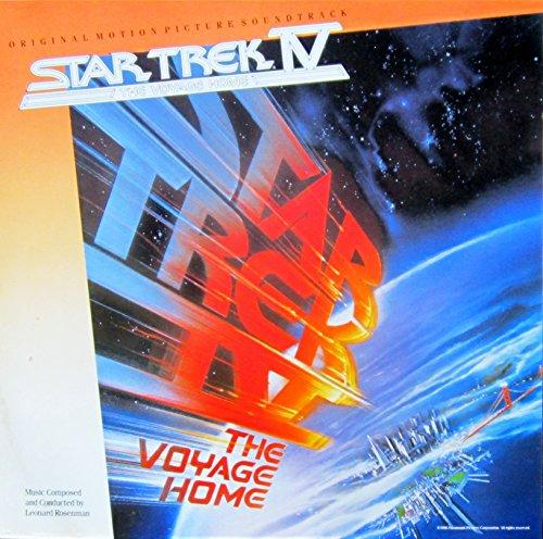 Rosenman , Leonard - Star Trek IV: The Voyage Home (Vinyl)