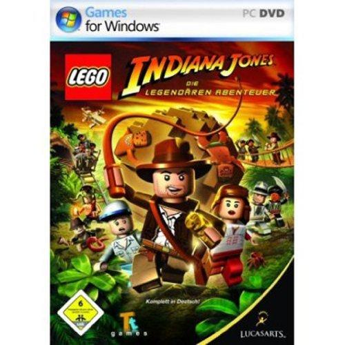 PC - LEGO Indiana Jones - Die legendären Abenteuer