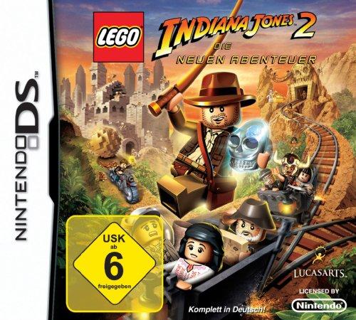 Nintendo DS - LEGO Indiana Jones 2 - Die neuen Abenteuer