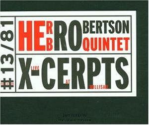 Robertson , Herb - X-Cerpts