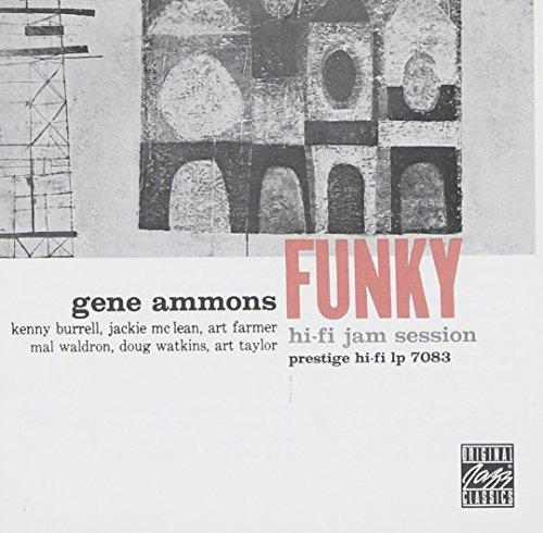 Ammons , Gene - Funky