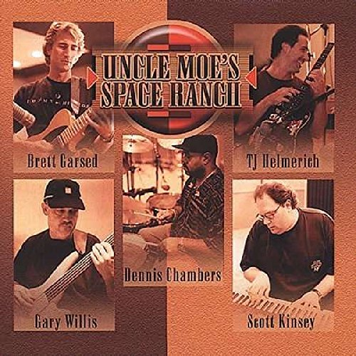 Uncle Moe's Space Ranch - Uncle Moe's Space Ra