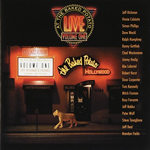 Richman , Jeff & Friends - Live at The Baked Potato 1