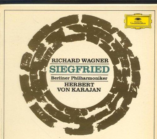 Wagner , Richard - Siegfried (Karajan)