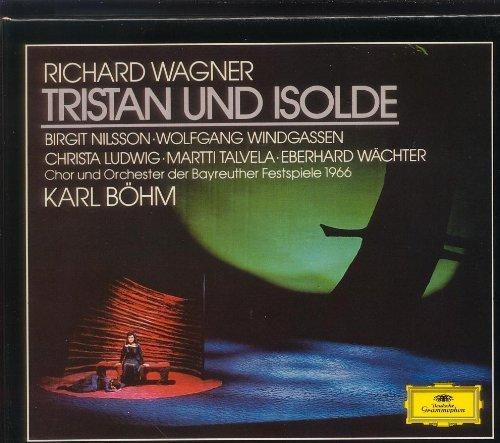 Wagner , Richard - Tristan und Isolde (Böhm)